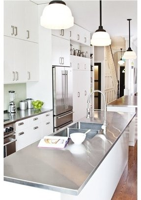 white kitchen island with stainless steel top kitchen island with stainless steel top foter 2219