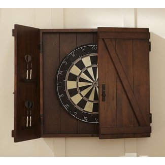 Pub Dart Board Cabinet - Ideas on Foter