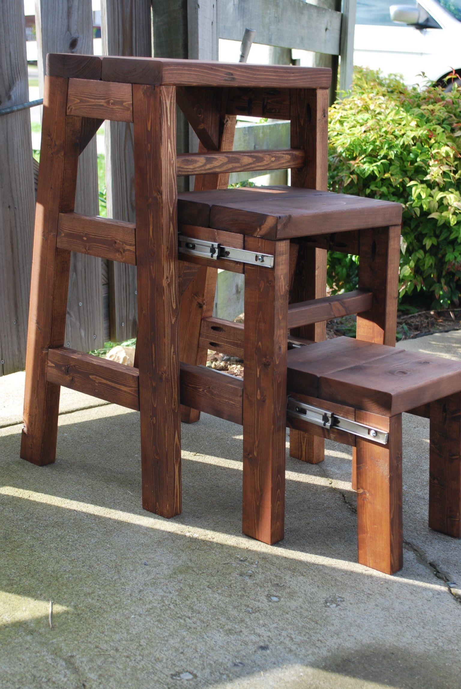 yellow flower step stool kids step stool hand painted step stool oval step stool