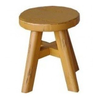 Wood stools cheap