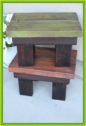Wooden Foot Stools Foter