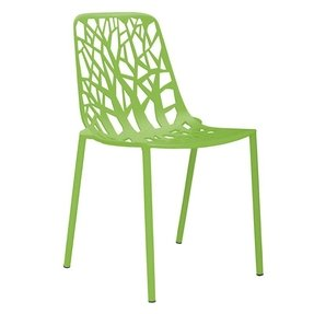 Aluminum stacking chairs 10
