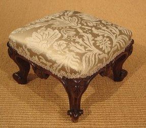 Superb Antique Footstools Ideas On Foter Dailytribune Chair Design For Home Dailytribuneorg