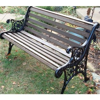 Cool Antique Garden Benches Ideas On Foter Evergreenethics Interior Chair Design Evergreenethicsorg