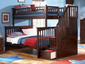 Loft Beds With Stairs Foter