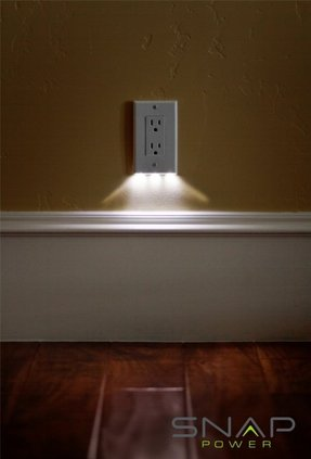 Bathroom night light