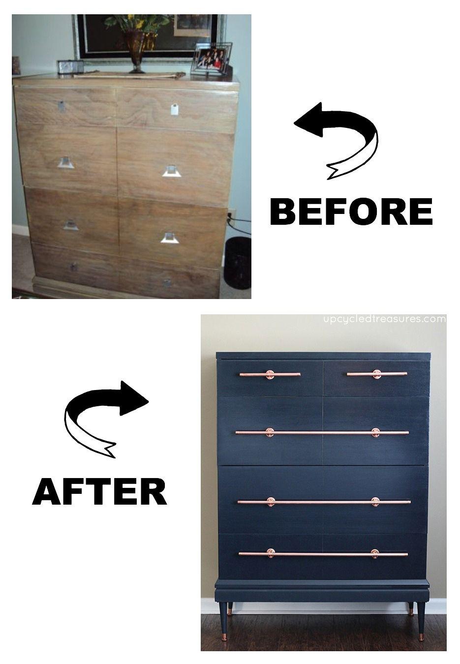Bedroom Furniture Drawer Pulls 2