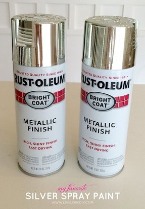 Best silver metallic paint