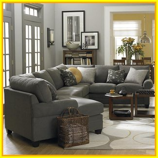 Charcoal Gray Sectional Sofa - Ideas on Foter