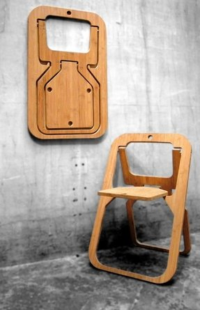 Cute folding chairs