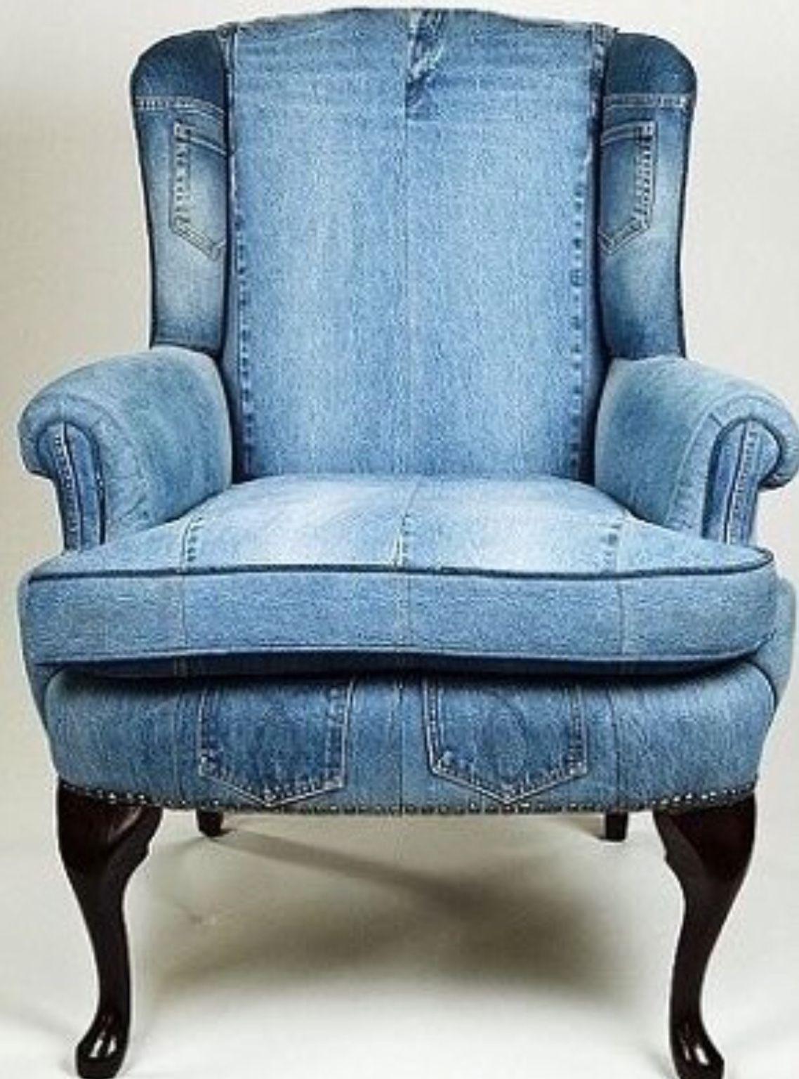 Exceptionnel Denim Furniture