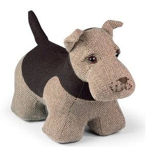 Dora Designs Archie Airedale Doorstop by NA