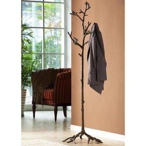 Free standing coat tree