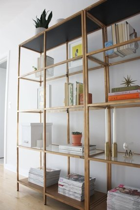 Gl Shelving Units Living Room