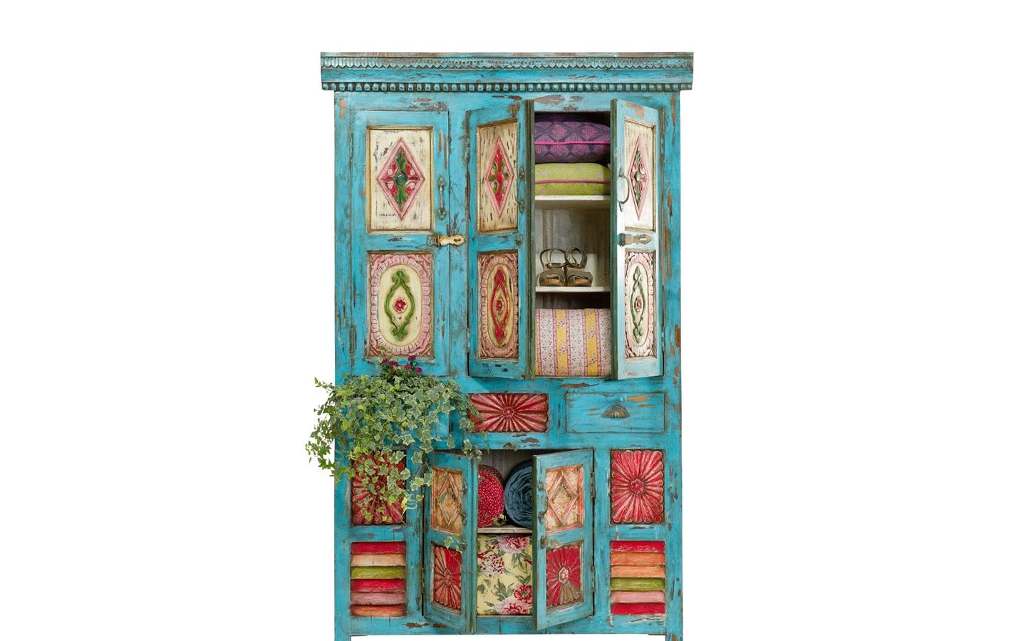 Charmant Hand Painted Cabinet   Ideas On Foter