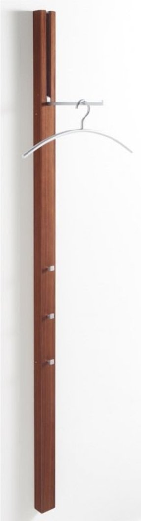 large style rustic mount entryway wall x wooden coat product brown rack hook