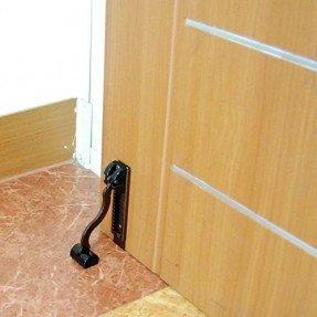 Door Stopper Ikea Amp Slide Door Rail Sliding Wardrobe Door