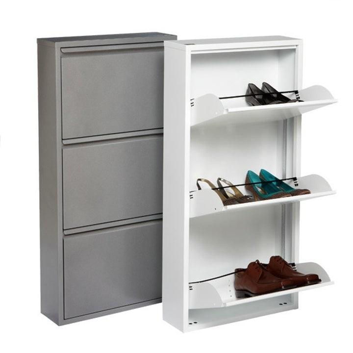 Narrow Shoe Cabinet Foter Jpg 325x325 Entryway Hidden Shoe Storage Slimline  Picturesque