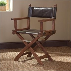 Enjoyable Leather Directors Chairs Ideas On Foter Ibusinesslaw Wood Chair Design Ideas Ibusinesslaworg