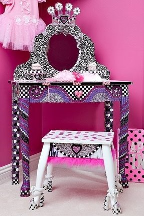 Little girls vanity sets