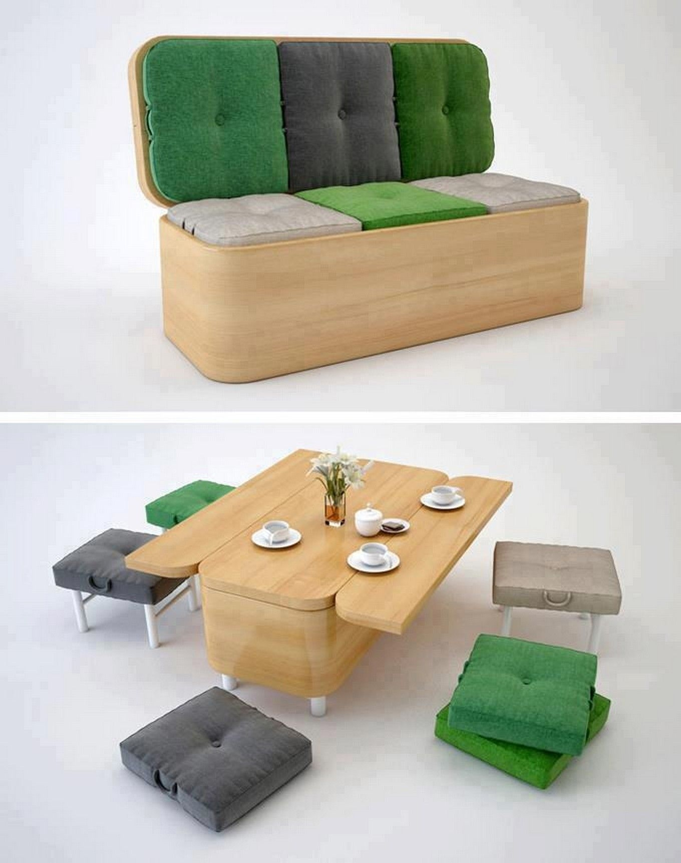 Modular Sofas For Small Spaces Design Inspirations