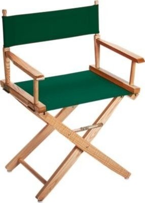 Oak directors chairs 27