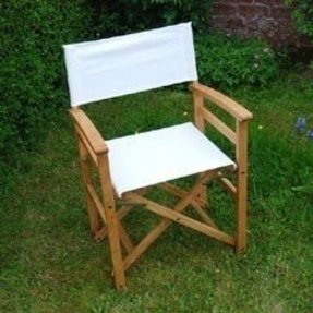 Oak directors chairs 3