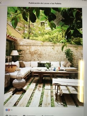 Outdoor Floor Cushion - Foter