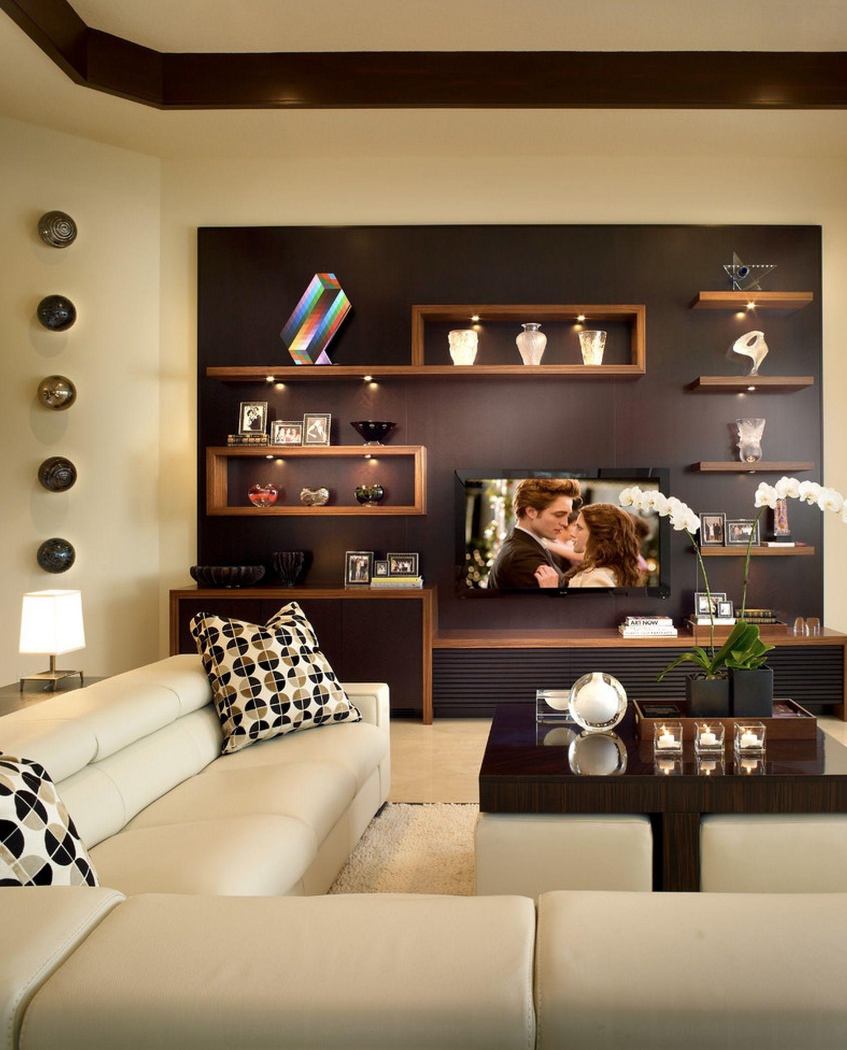 Beau Shelving Units Living Room