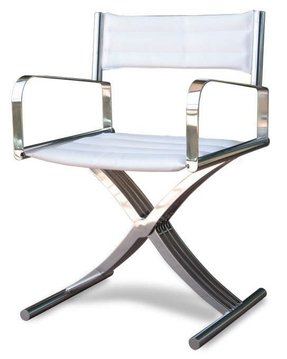 Stainless steel folding chairs 10