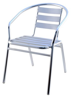 Stainless steel folding chairs 4