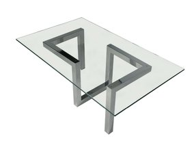 Stainless steel furniture 1