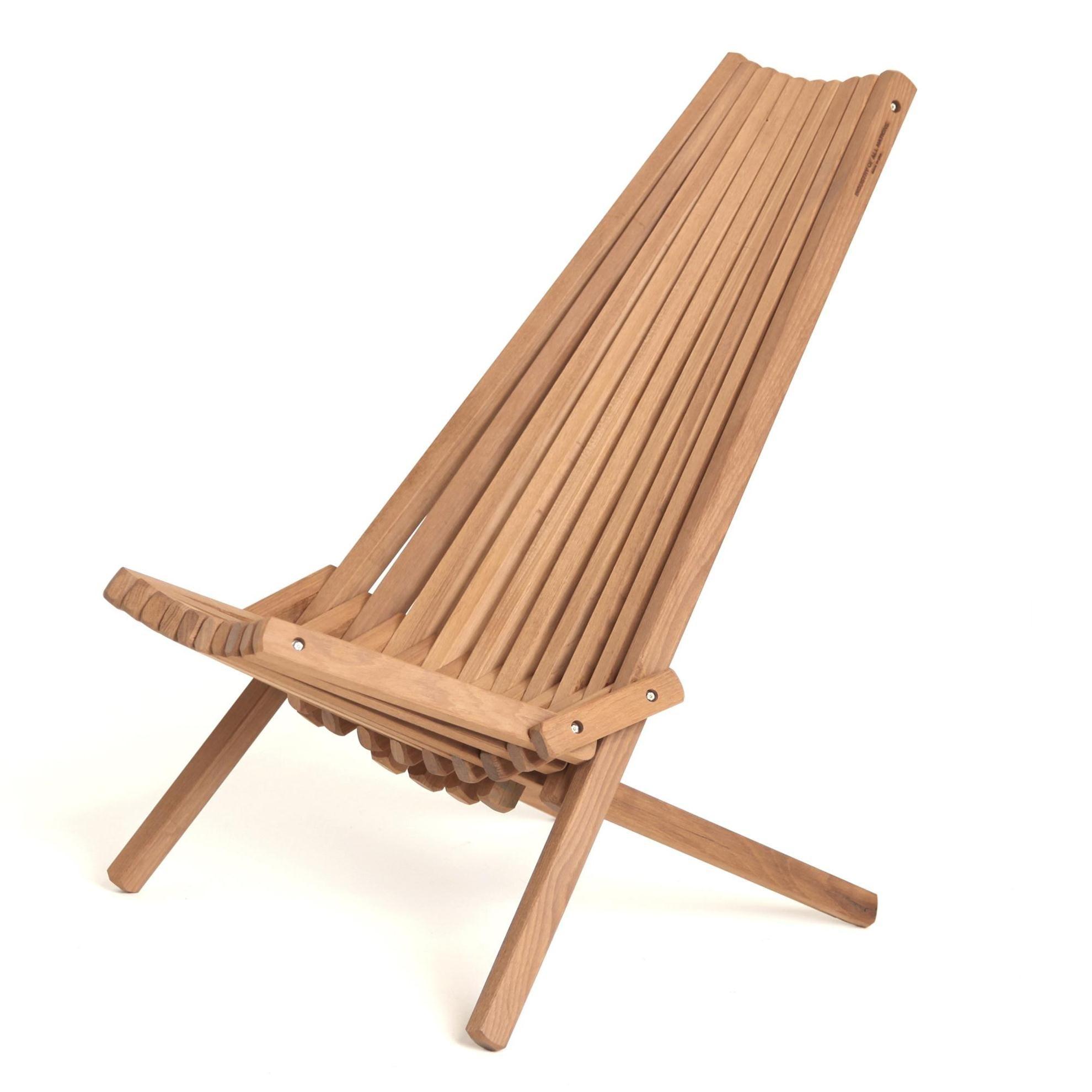 Superbe Teak Folding Chairs 25
