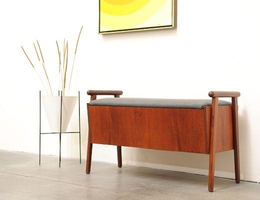 Teak storage benches 3  sc 1 st  Foter & Teak Storage Benches - Foter