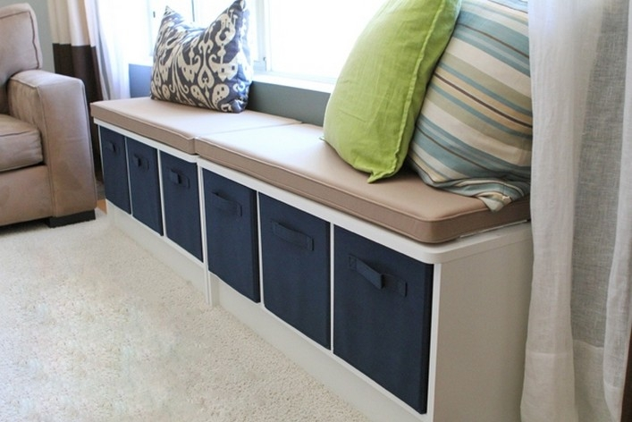 Toy box for living room