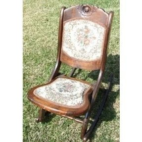 Victorian Folding Chairs 13