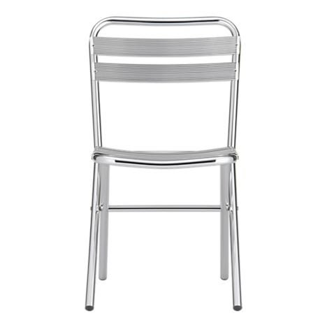 Webbed Aluminum Folding Chairs