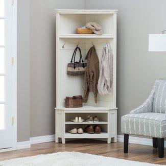 Super Corner Coat Rack And Bench Ideas On Foter Dailytribune Chair Design For Home Dailytribuneorg