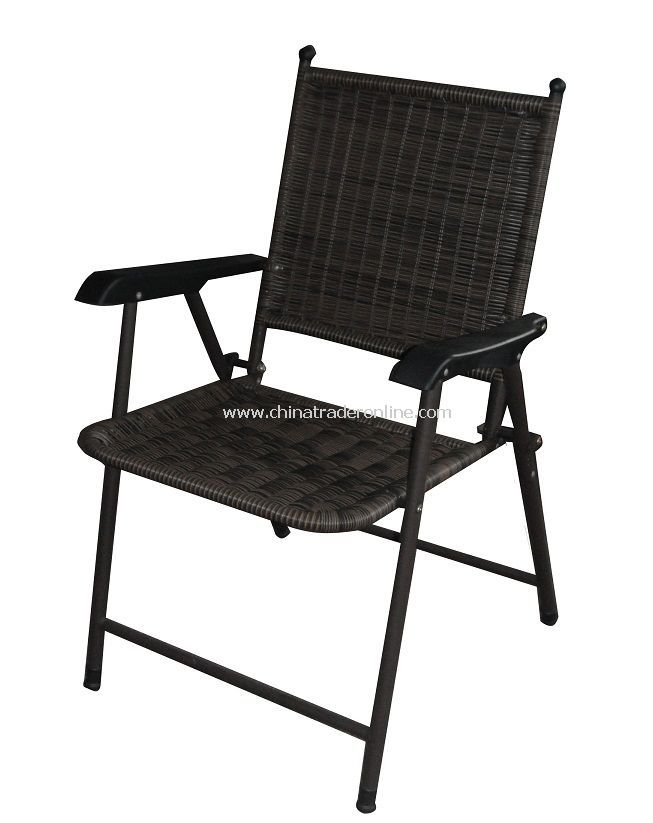 Wicker folding chair 3  sc 1 st  Foter & Wicker Folding Chairs - Foter
