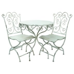 Wickford alley 3 piece lana bistro set