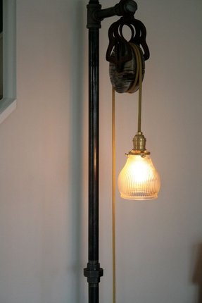 Dimmer Floor Lamp Foter