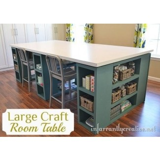 Exceptionnel Work Tables With Storage   Ideas On Foter