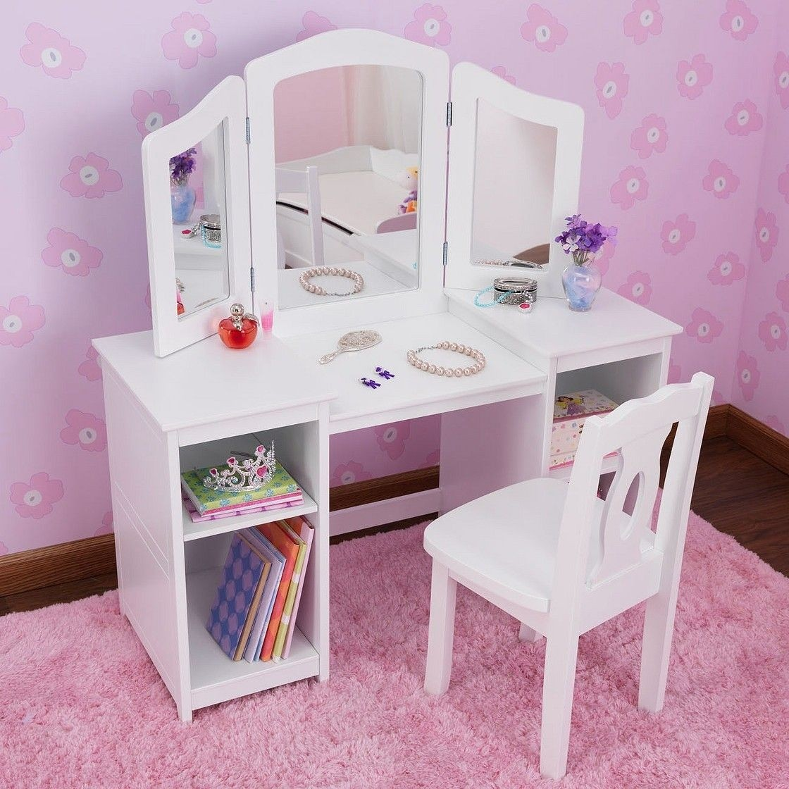 Beau Young Girls Dressing Table