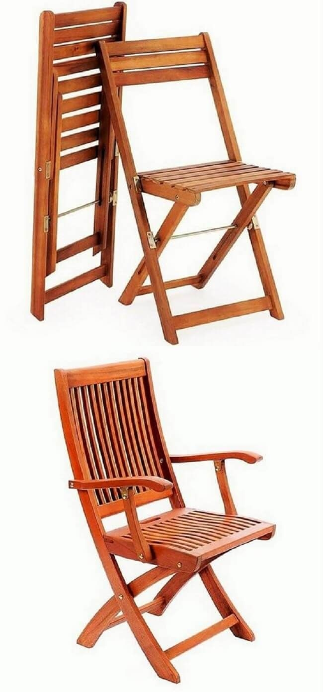 Exceptionnel Achla Designs Folding Chair With Arms