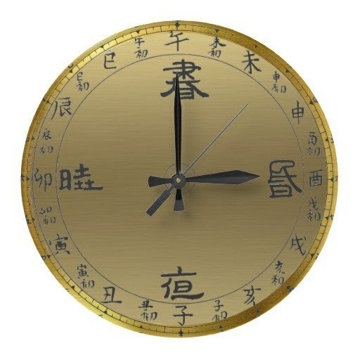 Asian wall clocks 1