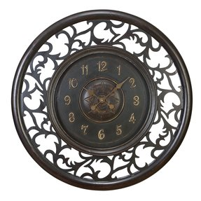 Aspire oversized gothic wall clock