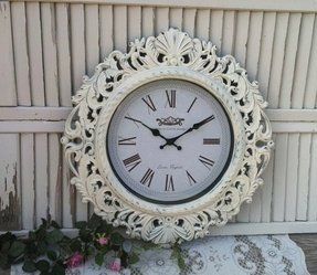 Baroque wall clocks 1