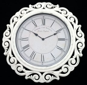 Baroque wall clocks 2
