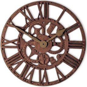 Cast iron wall clocks 5
