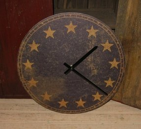 Colonial clocks